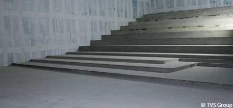 acoustic floating floors