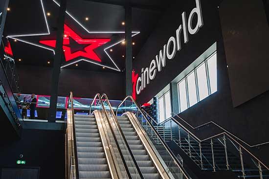 floors for cinemas